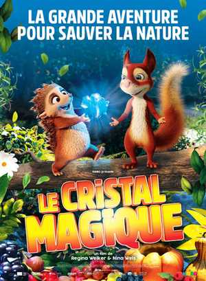 Le Cristal Magique - Animation