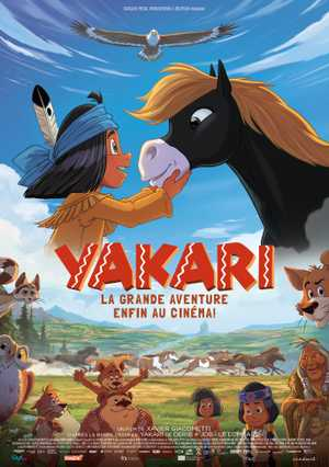 Yakari - Animation