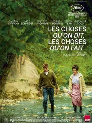 Les Choses qu'on Dit, Les Choses qu'on Fait - Drame, Romance