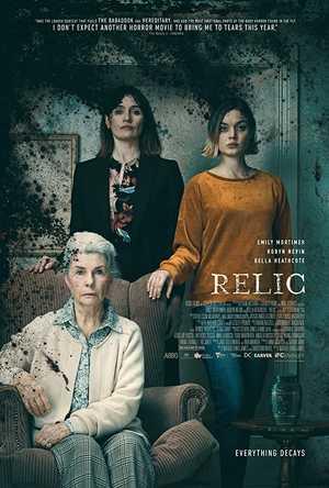 Relic - Horreur
