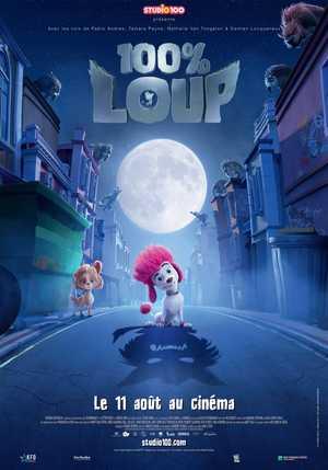100% Loup - Animation