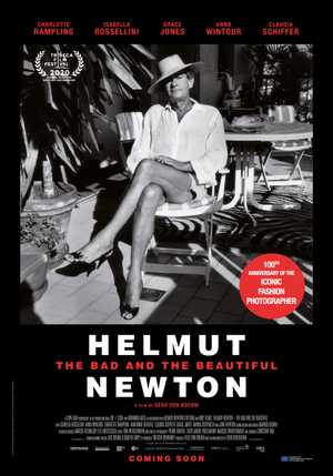 Helmut Newton : The Bad and The Beautiful - Documentaire