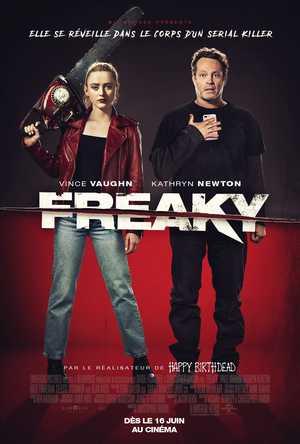 Freaky - Horreur, Comédie