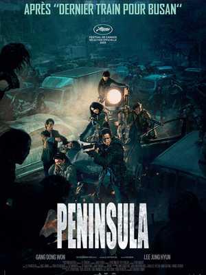 Peninsula - Action, Horreur