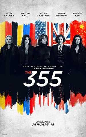 The 355 - Action, Thriller