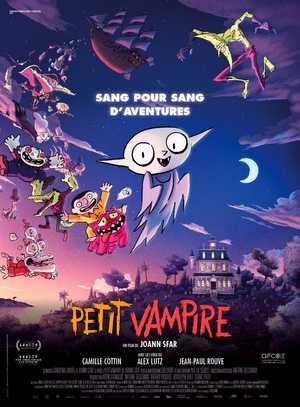 Petit Vampire - Animation