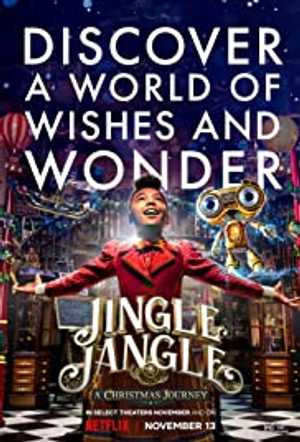 Jingle Jangle: A Christmas Journey - Famille, Musique
