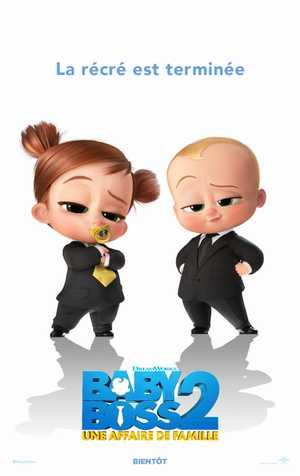 Baby Boss 2: une Affaire de Famille - Animation