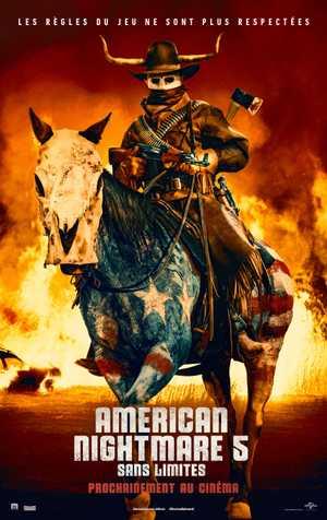 American Nightmare 5 : San Limites - Horreur