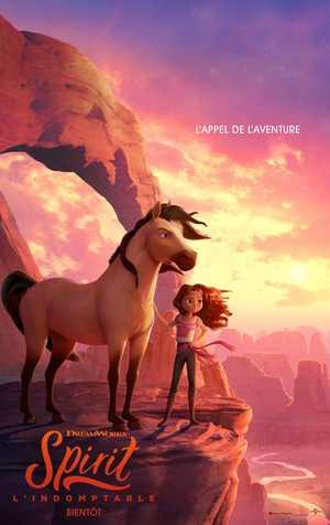 Spirit: L'Indomptable - Aventure, Animation