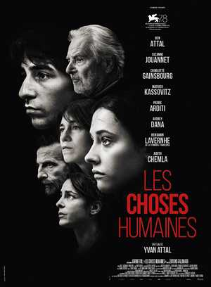Les Choses Humaines - Drame