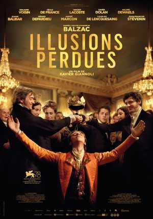 Illusions Perdues - Drame, Film historique