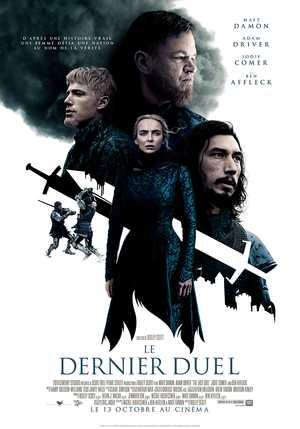 Le Dernier Duel - Drame, Film historique