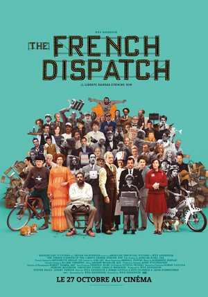 The French Dispatch - Drame, Comédie, Romance