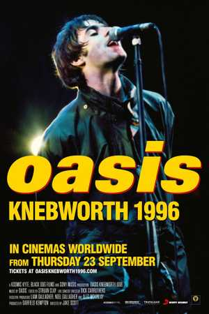 Oasis Knebworth 1996 - Documentaire, Musique