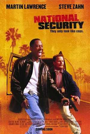 National Security - Comédie