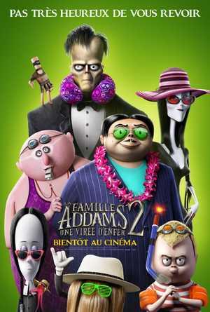 La Famille Addams 2 : une virée d'enfer - Animation