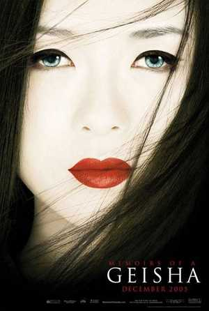 Memoirs of a Geisha - Drame, Romance