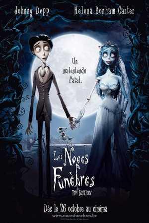 Les Noces Funèbres de Tim Burton - Animation