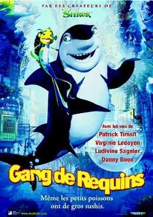 Gang de Requins - Animation