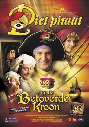 Piet Piraat en de Betoverde Kroon - Famille