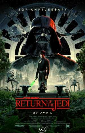Star Wars épisode 6 : Le retour du Jedi - Aventure, Fantastique