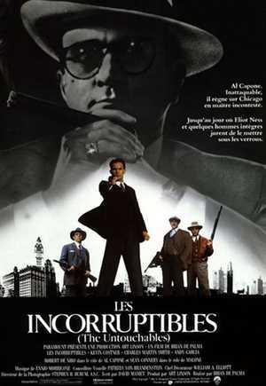 The Untouchables - Policier