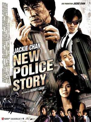 New Police Story - Policier, Drame