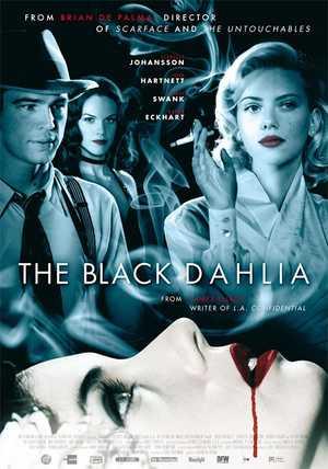 Le Dahlia noir - Policier