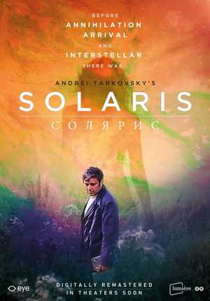 Solaris - Science-Fiction, Drame, Romance