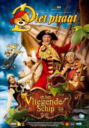 Piet Piraat en Het Vliegende Schip - Famille