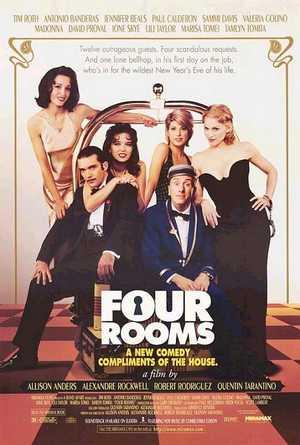 Four Rooms - Comédie