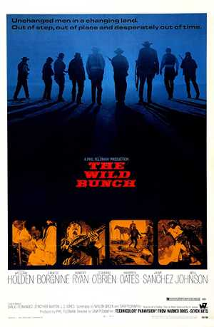 The Wild Bunch - Action, Drame, Western