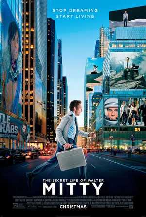 The Secret Life of Walter Mitty - Comédie dramatique, Fantastique, Aventure