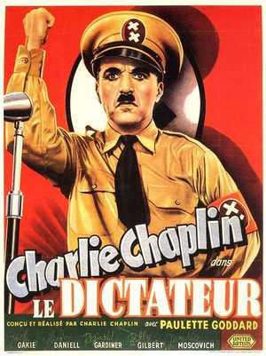 Le Dictateur - Comédie