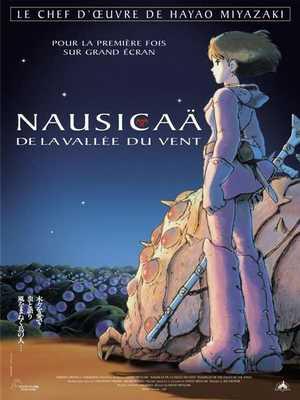 Nausicaä de la vallée du vent - Dessin Animé