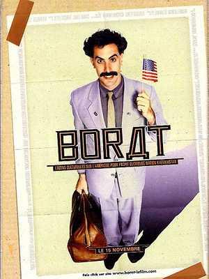 Borat - Comédie