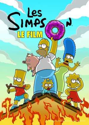 Les Simpsons, le film - Comédie, Animation