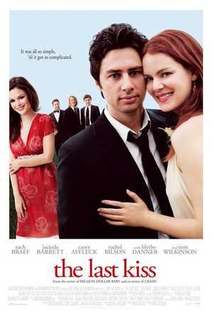 The Last Kiss - Comédie dramatique