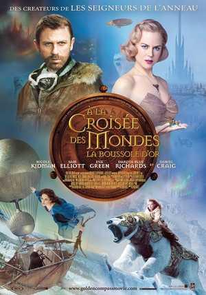 A La Croisée des Mondes: La Boussole d'Or - Action, Fantastique, Aventure