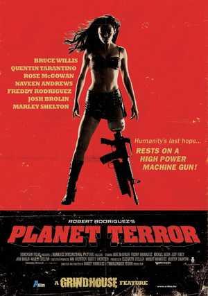 Planet Terror (Grindhouse) - Horreur