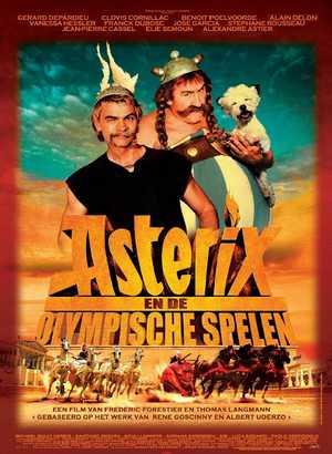 Astérix aux Jeux Olympiques (cinéma plein air) - Comédie