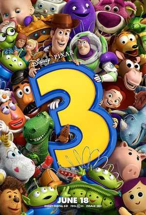 Toy Story 3 - Famille, Comédie, Aventure, Animation
