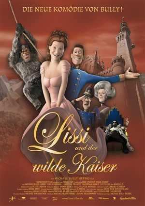 Lissi und der wilde Kaiser - Animation