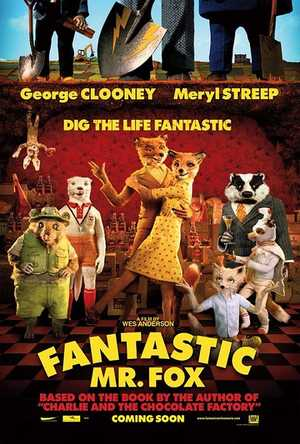 Fantastic Mr. Fox - Comédie, Aventure, Animation