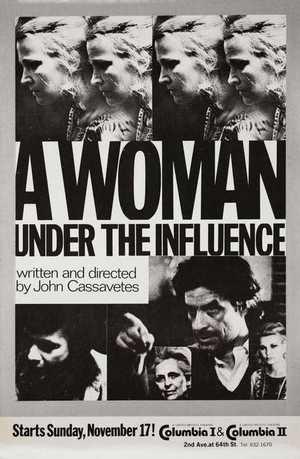 Une femme sous influence - Comédie dramatique
