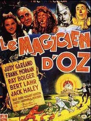 Le magicien d'Oz - Fantastique