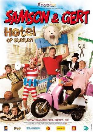 Samson & Gert - Hotel op Stelten - Famille