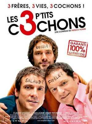 Les 3 P'tits Cochons - Comédie
