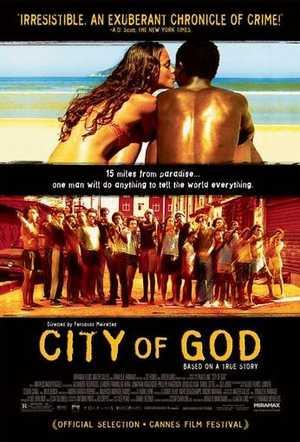 La Cité de Dieu - Drame